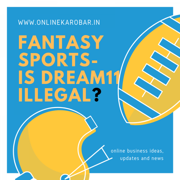 Are Fantasy Sports illegal?