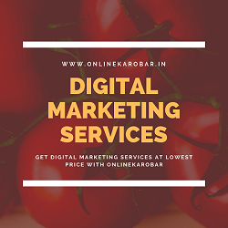 digital marketing services, Digital Marketing, Online कारोबार