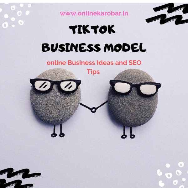 TikTok Business Model(Hindi)
