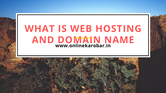What is Web Hosting(Hindi)?